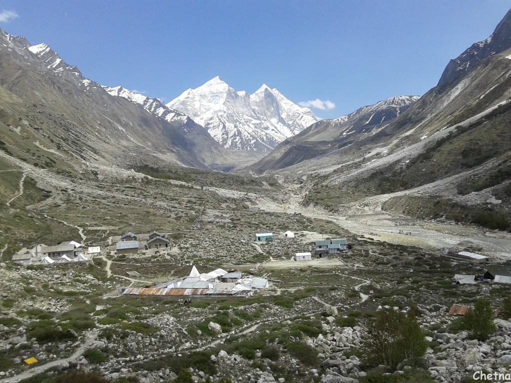Gangotri Gaumukh Tapovan Trek