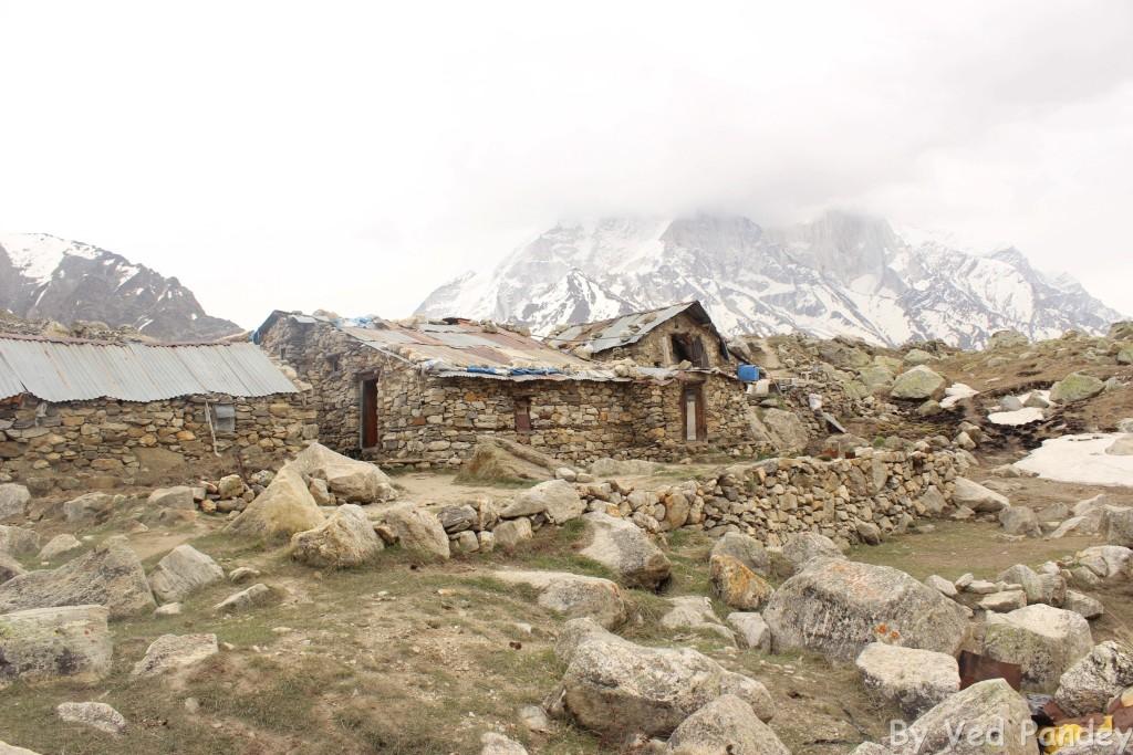 Mauni Baba Ashram at Tapovan