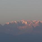 Sunset Himalayas