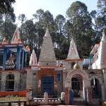 Swargashram Binsar Mahadev Temple