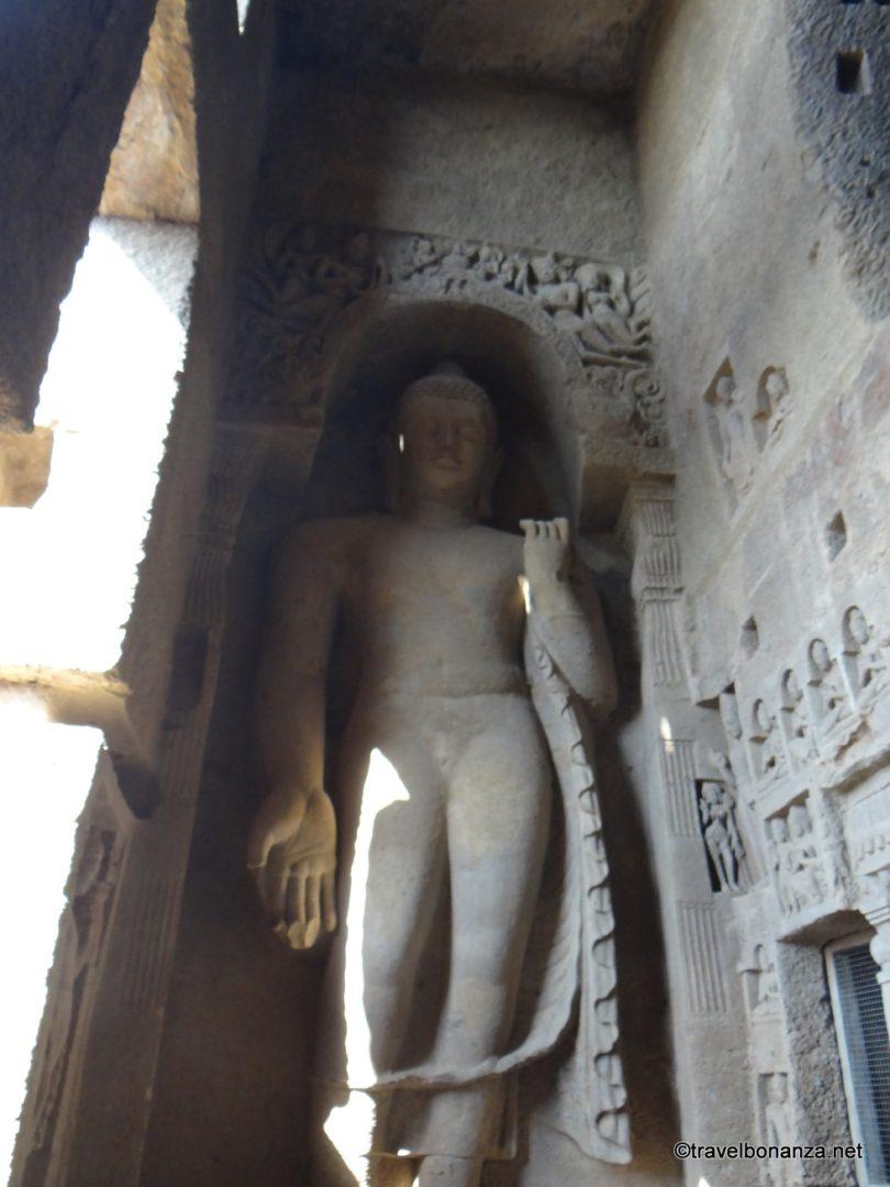 Kanheri Caves Images